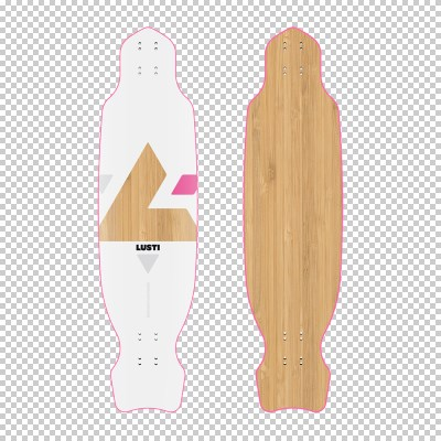 Longboard cross woman 98 cm